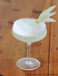 Ginger drink 'Pear Time!' - Fountain of Flavour
